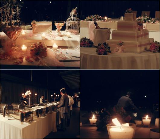 Στιγμιότυπα από τη δεξίωση γάμου και βάπτισης στο Anais club