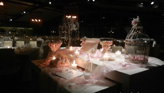 Τραπέζι ευχών σε δεξίωση γάμου βάπτισης στο Anais club