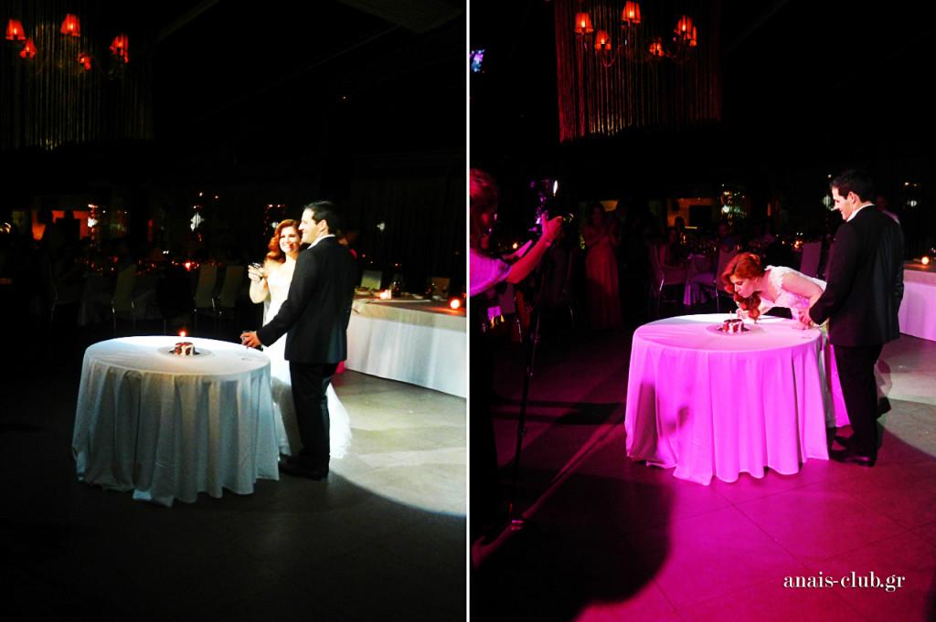 Η νύφη είχε τα γενέθλιά της και η έκπληξη ήταν ευχάριστη για όλους. Έσβησε το κεράκι της μινιόν τούρτας της, πλάι στον σύζυγό της!