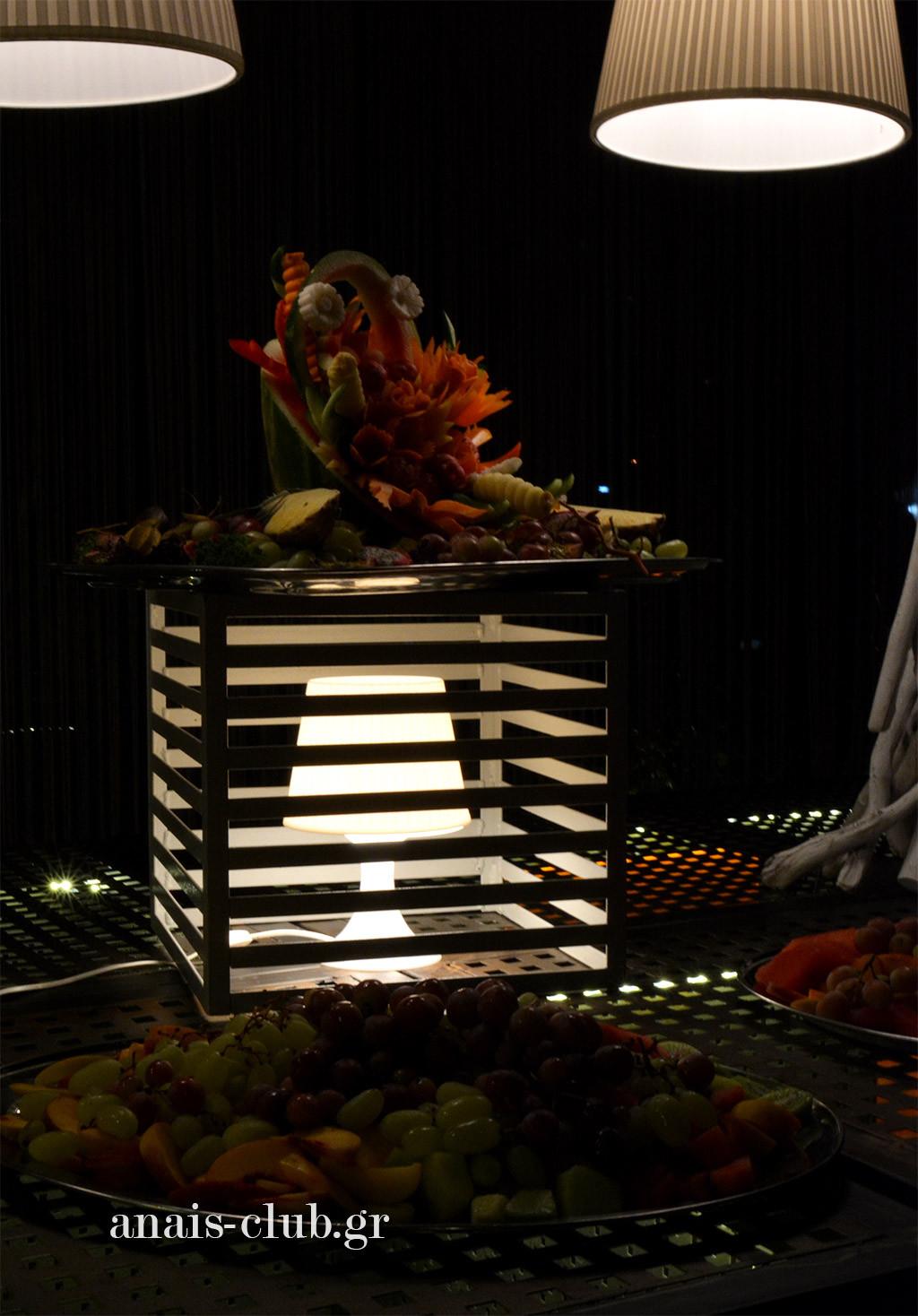 parousiasi buffet