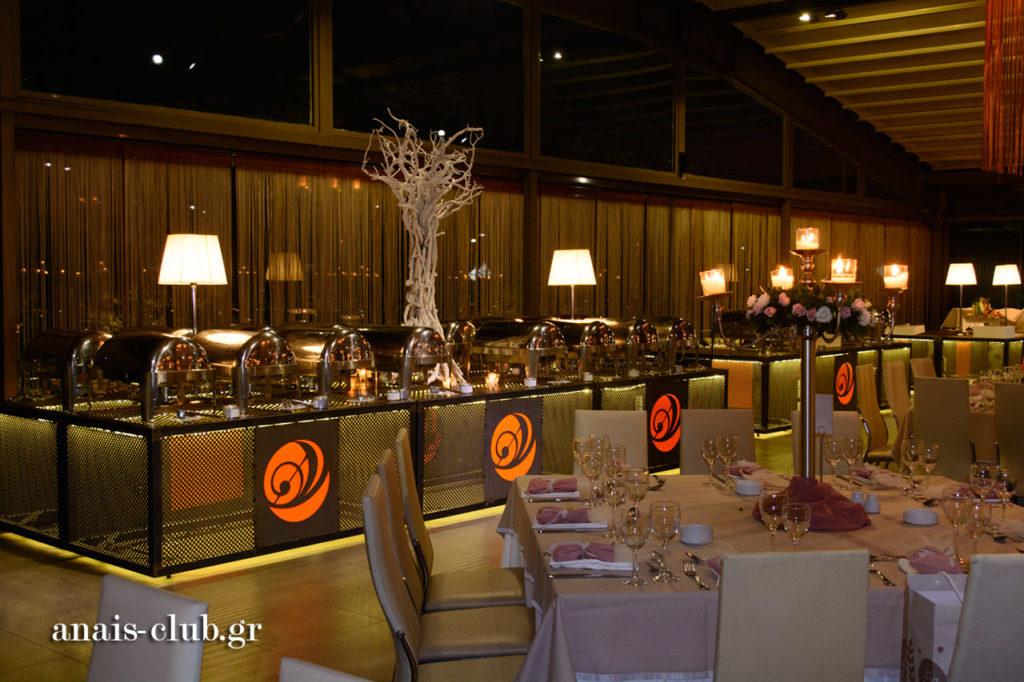 buffet Anais Club