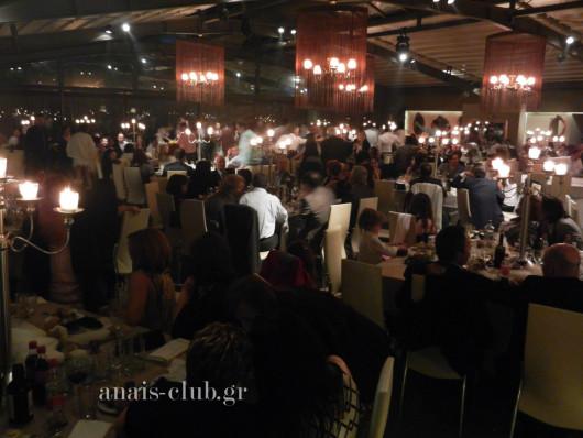 Δεξίωση γάμου Κατερίνας Παναγιώτη στο Anais club στην Βαρυμπόμπη