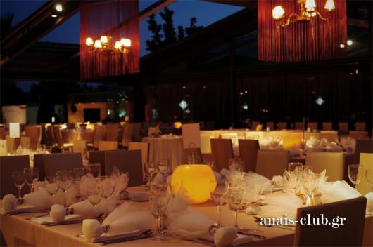 Δεξίωση γάμου στο Anais Club στη Βαρυμπόμπη