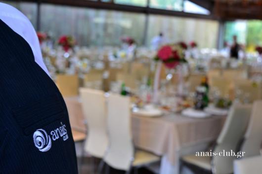 Οι άνθρωποι στο Anais Club στην Βαρυμπόμπη είναι η ψυχή όλων των αξέχαστων εκδηλώσεων που φιλοξενούμε στους χώρους μας