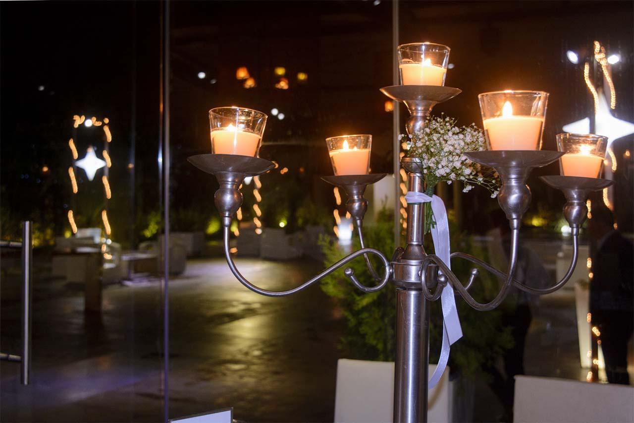 Δεξίωση γάμου στη Βαρυμπόμπη