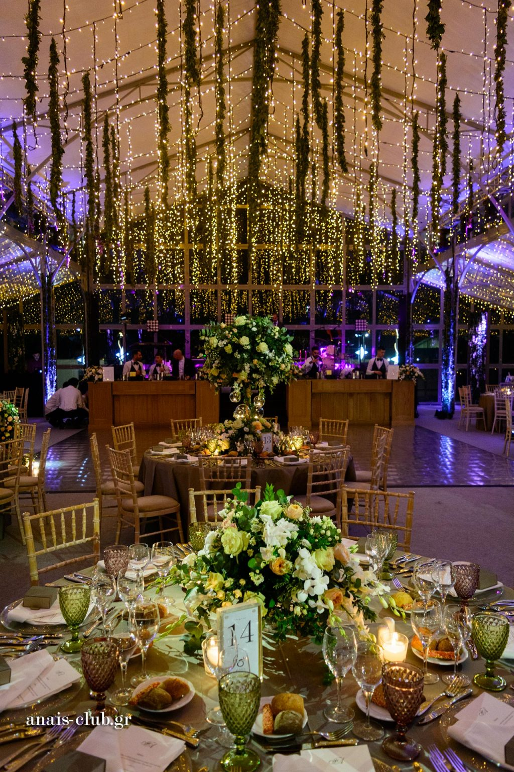 Luxury wedding στο Anais Club