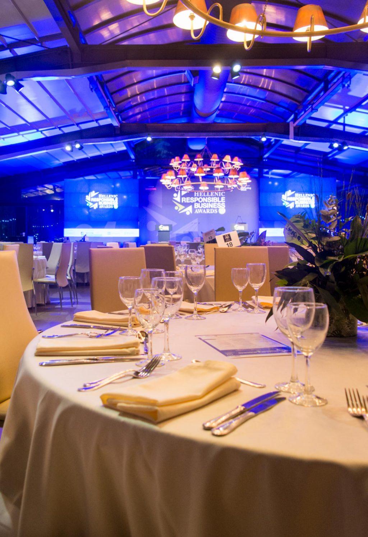 Εταιρική εκδήλωση απονομής βραβείων εταιρικής κοινωνικής ευθύνης Responsible Business Awards