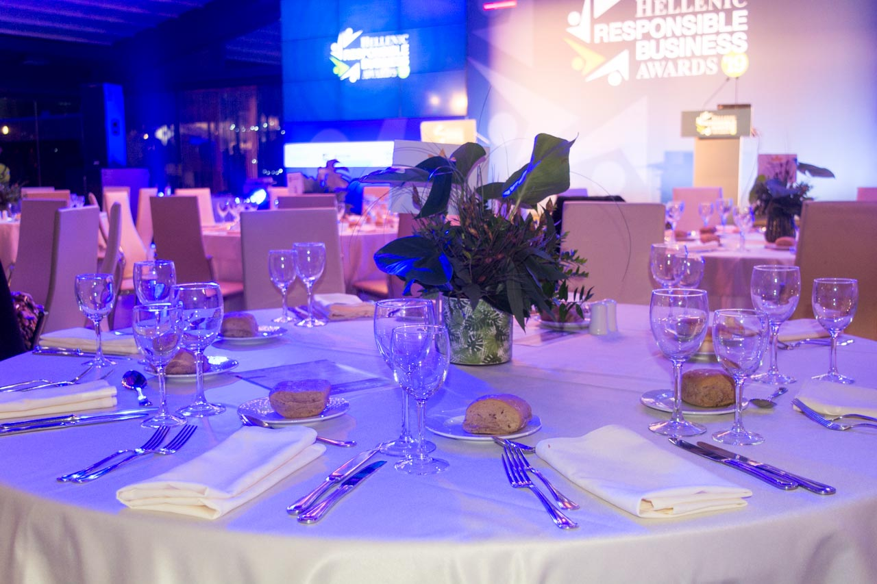 Hellenic Responsible Business Awards στο Anais Club