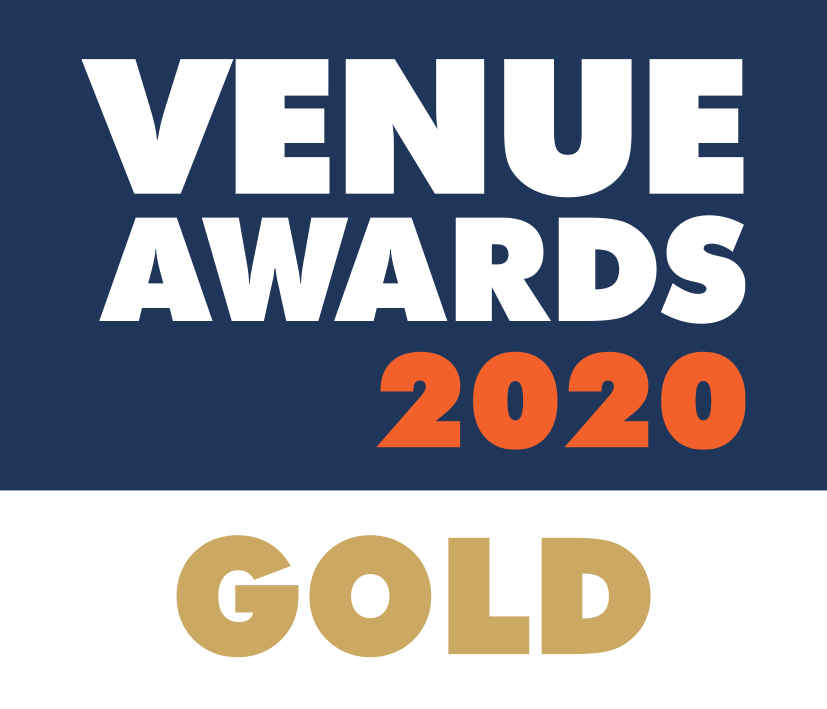 Anais Club Gold Award in Category Best Venue in Customer Service Venue Awards 2020