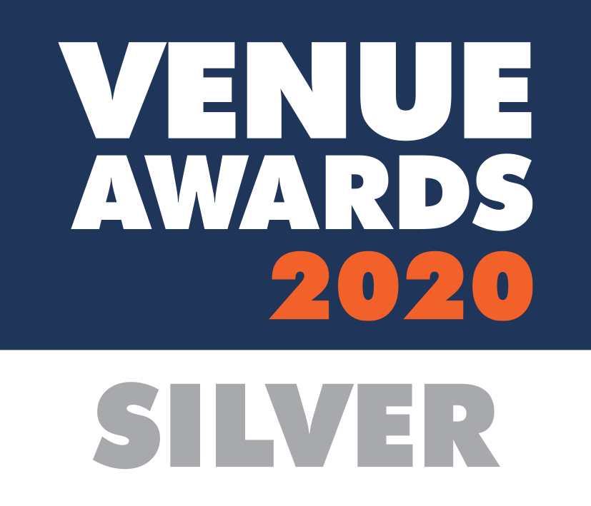 SILVER award anai club at venue awards